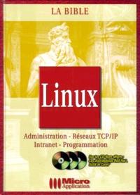 Era-circus.be LINUX. Administration - Réseaux TCP/IP - Intranet - Programmation, Edition avec 3 CD-ROM comprenant les distributions Red Hat, SuSE et Corel Image