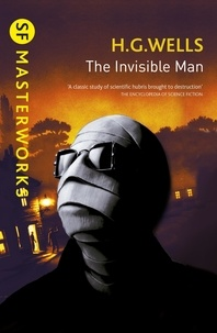 H.G. Wells - The Invisible Man.