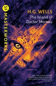 H.G. Wells - The Island Of Doctor Moreau.