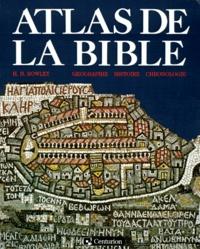 Era-circus.be ATLAS DE LA BIBLE. Géographie, Histoire, Chronologie Image