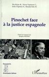 H Hernan Soto et B Paz Rojas - Pinochet face à la justice espagnole.