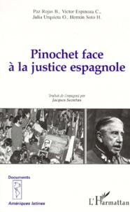 Histoiresdenlire.be Pinochet face à la justice espagnole Image