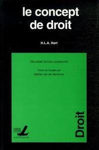 H-L-A Hart - Le concept de droit.