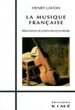 H Lavoix - La musique française.