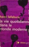 H Lefebvre - .
