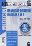 H. Letich et Patricia Alexeline - Handicap Douleur - Modules 4 et 6.