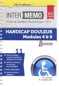 H. Letich et Patricia Alexeline - Handicap douleur - Module 4 & 6.