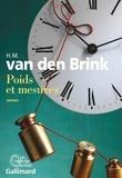 H-M Van den Brink - Poids et mesures - Une comparaison.