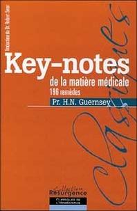 Key-notes de la matière médicale - 196 remèdes.pdf