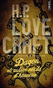 Dagon et autres récits d'horreur - H. P. Lovecraft | Showmesound.org