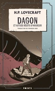 H. P. Lovecraft - Dagon et autres récits d'horreur.