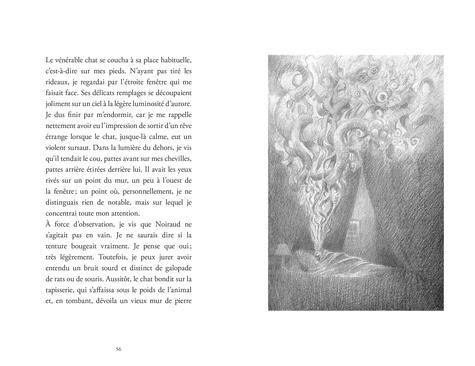 Les carnets Lovecraft. Les rats dans les murs