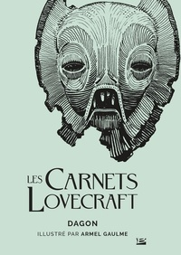 H. P. Lovecraft - Les Carnets Lovecraft - Dragon.