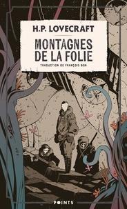 H. P. Lovecraft - Montagnes de la folie.