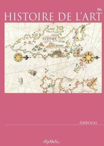 APAHAU - Histoire de l'art N° 86 : Grèce(s).