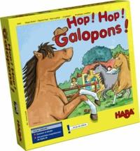 HABA - Jeu Hop, hop galopons !