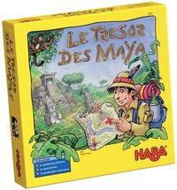 HABA - Jeu Trésor des Mayas