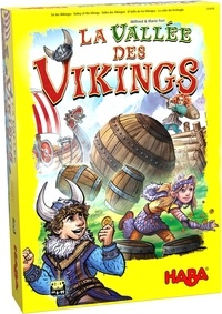 HABA - Jeu Vallée des Vikings