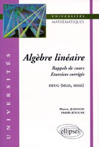 Habib Joulak et Pierre Jeannin - .