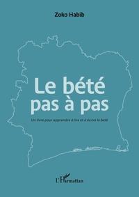 Le bété pas à pas - Un livre pour apprendre à lire et à écrire le bété.pdf