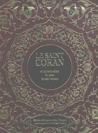Le saint Coran et la traduction du sens de ses versets - Edition bilingue arabe-français.pdf