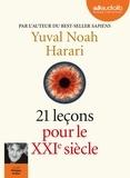 Yuval Noah Harari - 21 lecons pour le XXIe siècle. 2 CD audio MP3
