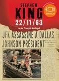 Stephen King - 22/11/63. 3 CD audio MP3