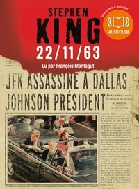 Stephen King - 22/11/63. 3 CD audio MP3