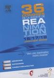 SRLF - 36e congrès de la Société de Réanimation de Langue Française, 16/17/18 janvier 2008 - CD-ROM.