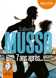 Guillaume Musso - 7 ans après.... 1 CD audio MP3