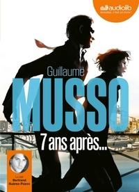 Guillaume Musso - 7 ans après.... 1 CD audio MP3