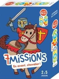 Did Chocolatine - 7 missions - En avant, chevaliers!.