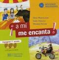 Odile Montaufray et Isabel Hidalgo - A mi me encanta ! Espagnol 1e année - CD audio classe.