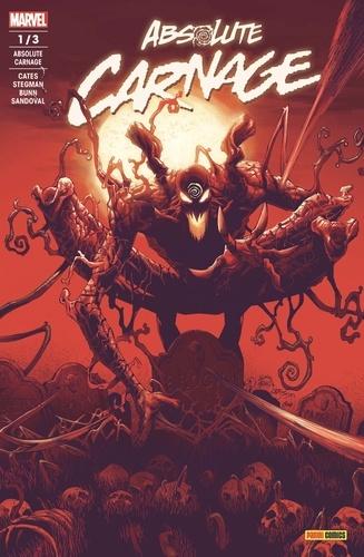 Absolute Carnage N° 1 Le roi de sang (1/3)