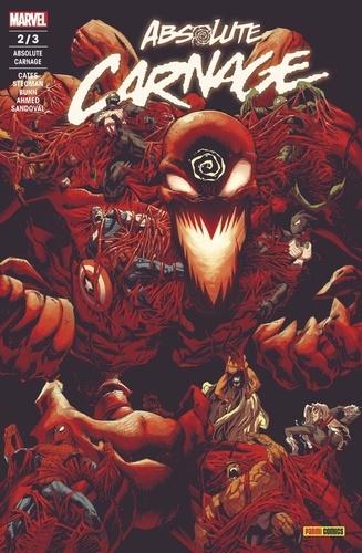 Absolute Carnage N° 2 Le roi de sang (2/3)