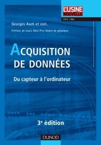 Georges Asch - Acquisition de données - Du capteur à l'ordinateur.