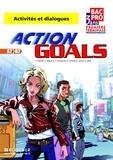 Patrick Aubriet et Annick Billaud - Action Goals 1re-Tle Bac Pro A2
