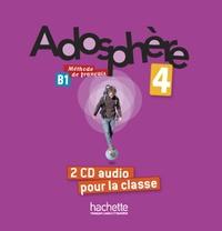 Fabienne Gallon - Adosphère 4 B1. 2 CD audio