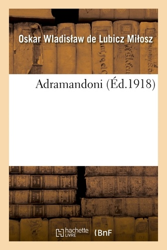 Hachette BNF - Adramandoni.