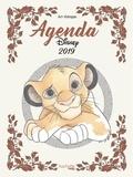 Hachette - Agenda Disney.