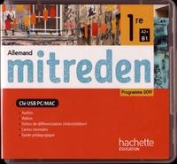 Emmanuelle Coste - Allemand 1re A2+>B1 Mitreden. 1 Clé Usb