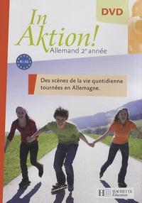 Stephan Schütze - Allemand 2e année In Aktion ! - DVD.