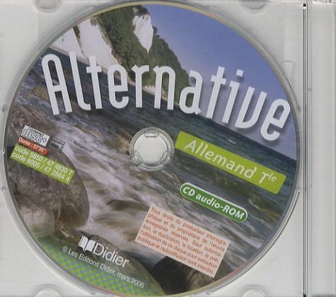 Didier - Allemand Tle Alternative - CD audio-ROM.