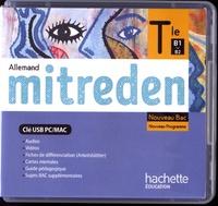 Emmanuelle Coste - Allemand Tle B1>B2 Mitreden. 1 Clé Usb