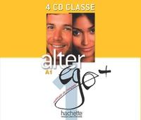 Annie Berthet - Alter ego + 1 A1. 4 CD audio
