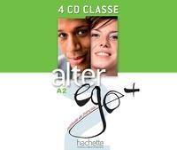 Elisa Chappey et Françoise Malvezin - Alter ego+ A2. 4 CD audio