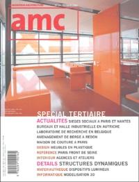 Block et  Artec - AMC N° 146 Octobre 2004 : Spécial tertiaire.