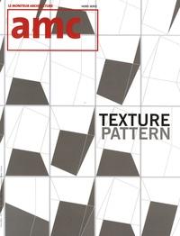 Le Moniteur éditions - AMC N° Hors-série : Texture pattern.