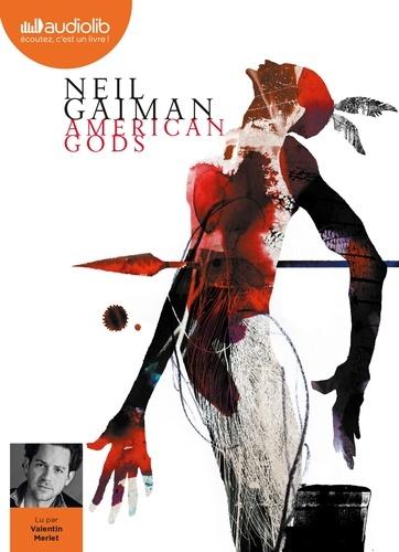 American Gods  avec 1 CD audio MP3