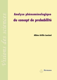 Albino Lanciani - Analyse phénoménologique du concept de probabilité.